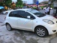 Bán Toyota Yaris sản xuất 2010, màu trắng, nhập khẩu giá 420 triệu tại Hà Nội