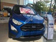 Bán Ford Ecosport 1.5MT bản Ambiente màu xanh mới 100%, giá ưu đãi, trả góp, L/H 090.778.2222 giá 530 triệu tại Hà Nội