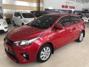 Bán ô tô Toyota Yaris E đời 2015, màu đỏ giá cạnh tranh giá 555 triệu tại Hải Phòng