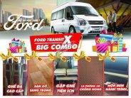 Bán xe Ford Transit 2.4L Luxury 2018, xe giao ngay, KM: BHVC, hộp đen, lót sàn, LH: 0918889278 giá 870 triệu tại Tp.HCM