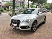 Cần bán xe Audi Q5 năm 2014, màu bạc giá 1 tỷ 435 tr tại Hà Nội