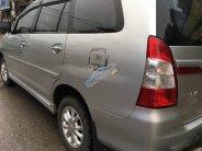 Cần bán xe Toyota Innova E đời 2014, màu bạc xe gia đình, giá chỉ 560 triệu giá 560 triệu tại Thanh Hóa
