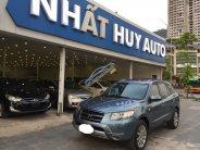 Bán xe Hyundai Santa Fe MLX đời 2007, màu xanh lam, nhập khẩu nguyên chiếc, giá cạnh tranh, giao xe nhanh giá 465 triệu tại Hà Nội