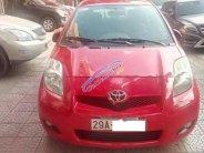 Bán ô tô Toyota Yaris 1.3 AT năm 2009, màu đỏ, xe nhập giá 380 triệu tại Hà Nội