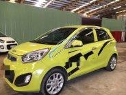 Cần bán xe Kia Picanto đời 2013, màu vàng, nhập khẩu nguyên chiếc giá 245 triệu tại Bình Dương