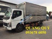 Bán xe tải Canter 4.7 thùng mui bạt mới, giá xe tải Mitshubisi Canter 1.9 tấn, Mitshubishi Canter 4.7 1.9 tấn mới giá 559 triệu tại Tp.HCM
