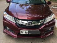 Cần bán gấp Honda City đời 2015, màu đỏ giá 515 triệu tại BR-Vũng Tàu