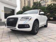 Bán Audi Q5 2.0T Quattro đời 2015, màu trắng, xe nhập giá 1 tỷ 660 tr tại Hà Nội