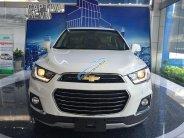 Cần bán xe Chevrolet Captiva LTZ 2018, màu trắng giá 839 triệu tại Tiền Giang