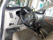 Cần bán gấp Toyota Innova G 2010, màu bạc giá 370 triệu tại Đà Nẵng