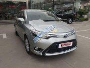 Cần bán Toyota Vios G năm sản xuất 2017, màu bạc chính chủ  giá 565 triệu tại Hà Nội