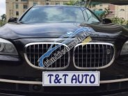 Bán ô tô BMW 750LI sản xuất năm 2009, màu đen, nhập khẩu nguyên chiếc giá 1 tỷ 400 tr tại Hà Nội