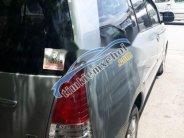 Cần bán gấp Toyota Innova đời 2010, màu bạc, giá chỉ 420 triệu giá 420 triệu tại Tp.HCM