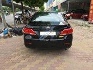 Bán Toyota Camry 2.4G năm 2011, màu đen xe gia đình giá 678 triệu tại Hà Nội