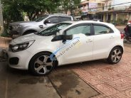 Bán Kia Rio sản xuất 2013, màu trắng, nhập khẩu Hàn Quốc xe gia đình giá 425 triệu tại Đắk Lắk