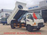 Bán xe ben Hyundai HD700, ben HD700 6 tấn/7 tấn. Bán trả góp %, giá hợp lí giá 805 triệu tại Kiên Giang