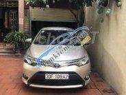 Cần bán Toyota Vios đời 2015, màu bạc   giá 515 triệu tại Hà Nội