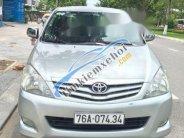 Bán ô tô Toyota Innova G đời 2011, màu bạc như mới, giá 435tr giá 435 triệu tại Đà Nẵng