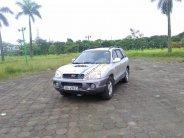 Cần bán Hyundai Santa Fe gold năm 2002, màu bạc, xe nhập, giá chỉ 250 triệu giá 250 triệu tại Hà Nội