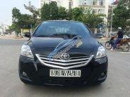Bán Toyota Vios E đời 2010, màu đen giá 295 triệu tại Hà Nội