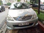 Cần bán xe Toyota Innova đời 2010, màu bạc, 450 triệu giá 450 triệu tại Hà Nội