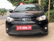 Cần bán xe Toyota Vios 1.5 E sản xuất năm 2016, màu đen chính chủ giá cạnh tranh giá 472 triệu tại Vĩnh Phúc