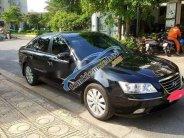 Bán Hyundai Sonata sản xuất 2009, màu đen chính chủ giá 419 triệu tại Hà Nội