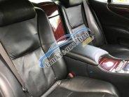 Cần bán xe Lexus LS 4.6 AT năm sản xuất 2008, màu đen, nhập khẩu nguyên chiếc giá 1 tỷ 430 tr tại Hà Nội