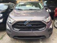 Cần bán xe Ford EcoSport Ambiente 1.5L AT sản xuất 2018, màu nâu giá cạnh tranh giá 568 triệu tại Hà Nội