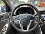 Cần bán Hyundai Accent năm sản xuất 2012, màu xám, xe nhập chính chủ, 425tr giá 425 triệu tại Hà Nội