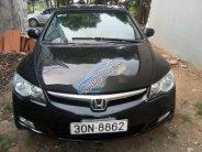 Bán ô tô Honda Civic 2008, màu đen, 355 triệu giá 355 triệu tại Hà Nội