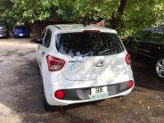 Cần bán xe Hyundai Grand i10 1.2 MT đời 2017, màu trắng, giá tốt giá 380 triệu tại Hà Nội