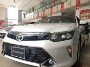 Bán Toyota Camry 2.5Q năm 2018, màu trắng giá 1 tỷ 268 tr tại Tp.HCM