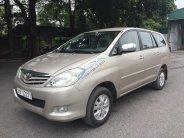 Xe gia đình Toyota Innova 2.0 G 2012 1 chủ sử dụng giá 425 triệu tại Hà Nội