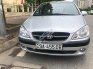 Cần bán xe Hyundai Getz 1.1 MT đời 2010, màu bạc, nhập khẩu giá 285 triệu tại Hà Nội