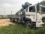 Bán xe cẩu tự hành 8 tấn Hyundai giá 1 tỷ 200 tr tại Hà Nội