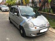 Bán Daewoo Matiz SE đời 2005, màu bạc giá 98 triệu tại Tp.HCM