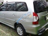 Cần bán Toyota Innova E năm 2013, màu bạc chính chủ, giá tốt giá 540 triệu tại Tp.HCM