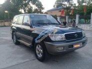 Cần bán xe Toyota Land Cruiser sản xuất năm 2002, màu đen, giá tốt giá 355 triệu tại Quảng Nam
