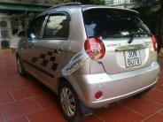 Bán ô tô Chevrolet Spark đời 2008, màu bạc chính chủ, giá tốt giá 165 triệu tại Hà Nội