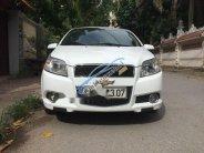 Cần bán gấp Chevrolet Aveo sản xuất năm 2016, màu trắng như mới giá 298 triệu tại Hà Nội