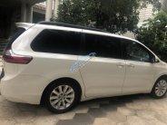 Cần bán lại xe Toyota Sienna Limited 3.5 đời 2016, màu trắng, nhập khẩu chính chủ giá 3 tỷ 200 tr tại Tp.HCM