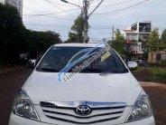Cần bán xe Toyota Innova sản xuất năm 2010, màu trắng, giá 415tr giá 415 triệu tại Đắk Lắk