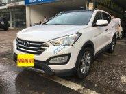 Bán Hyundai Santa Fe 2.4 AT 4WD đời 2016, màu trắng, giá 928tr giá 928 triệu tại Hà Nội