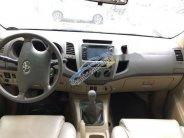 Bán Toyota Fortuner đời 2010, màu xám, giá 650tr giá 650 triệu tại Hà Nội