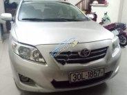 Bán ô tô Toyota Corolla XLI 1.6 đời 2008, màu bạc, nhập khẩu   giá 449 triệu tại Hà Nội