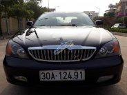 Cần bán xe Daewoo Magnus SX đời 2005, màu đen giá 147 triệu tại Ninh Bình