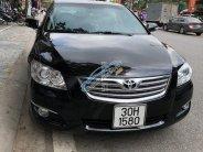 Bán ô tô Toyota Camry 3.5Q đời 2007, màu đen, nhập khẩu giá 550 triệu tại Hà Nội
