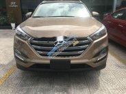 Cần bán Hyundai Tucson đời 2018, màu nâu, giá tốt giá 760 triệu tại Đà Nẵng
