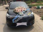 Bán ô tô Toyota Vios đời 2017, màu đen giá 550 triệu tại Hà Nội